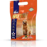 21 درصد پروتئین-غذای کامل سگ-حاوی پروبیوتیک-حاوی ویتامین