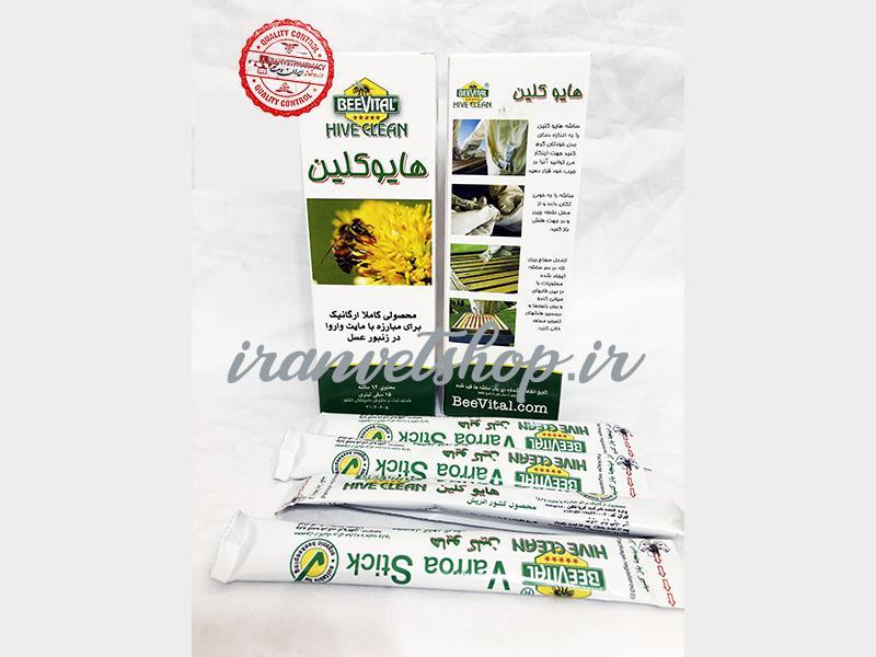 ضد انگل ارگانیک زنبور عسل-بدون تاثیر سو بر عسل-قابل استفاده در تمامی فصول سال-ساخت اتریش