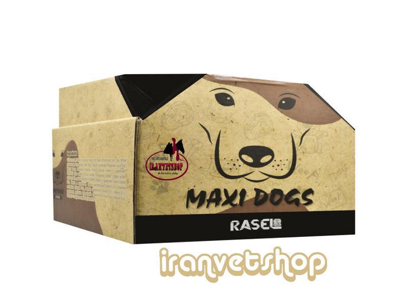 غذای خشک سگ-غذای سگ راسل-غذای خشک سگ راسل-غذای سگ ماکسی راسل