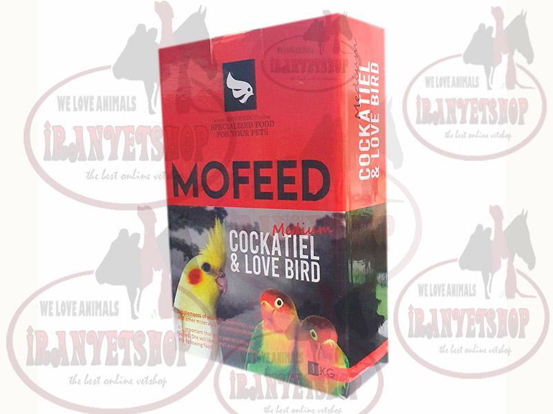 فروشگاه ایران وت-غذای پرندگان مفید-غذای مفید