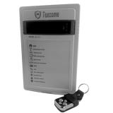 پک دزدگیر سیمکارتی TEXCOME سریF نصب آسان  یکسال گارانتی پشتیبانی نصب ارسال پیامک و تماس تلفنی هنگام اعلان سرقت شنود صدای محیط از راه دور کنترل دستگاه از راه دور توسط موبایل