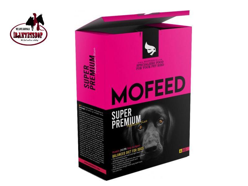 فروشگاه ایران وت-غذای خشک سگ مفید-غذای سوپر پرمیوم