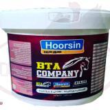 مکمل ویتامینه و مواد معدنی هورسین مکمل تخصصی مینرال+ ویتامین هورسین  جهت تامین نیاز های ویتامین و مواد معدنی کلیه اسب ها مورد استفاده قرا میگیرد.از مزایای این مکمل کمک به رشد کره ها و استقامت بدن بالغین ، کمک به شیر واری و بهبود شرایط فیزیکی مادیان آبستن میباشد.
