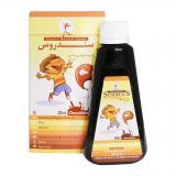 سندروس پلاس زینک - شکلاتی شربت زینک سندروس همراه با روی، کلسیم و آهن حاوی ویتامین های ضروری است که به تقویت و رشد کودک کمک می کند. همچنین یک عامل کمکی برای تقویت سیستم ایمنی بدن می باشد. این شربت در مقاومت بدن در برابر عفونت های حاد و مزمن (عفونت های پوستی، تنفسی و بیماری های جلدی) موثر است.
